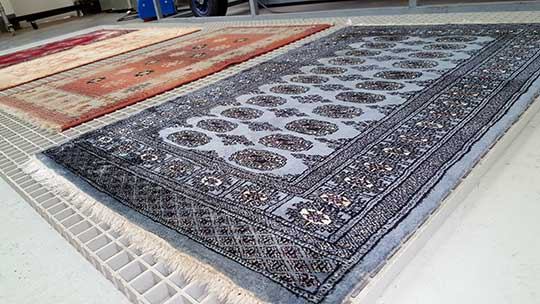 Arcadia Rug Spa Rug Cleaning in Tarvin