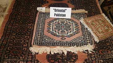 Oriental Rug Cleaning Cheshire rug cleaning training