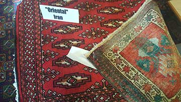 Persian Rug Cleaning Cheshire rug cleaning training