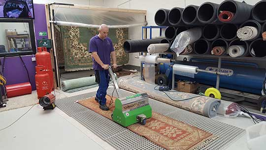 Specialist Rug Cleaners Warrington