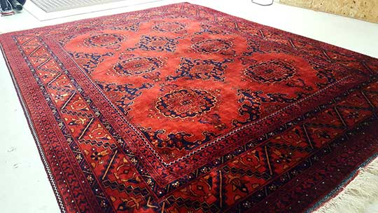 Oriental Rug Cleaning Chester