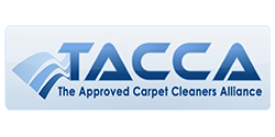 TACCA approved member for Rug Cleaning in Cheshire